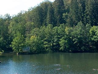 Medve-tó, Szováta / Lake Bear in Sovata