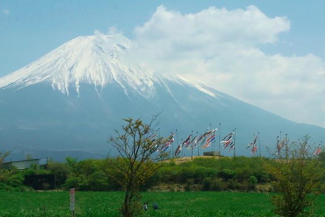 Mt.Fuji from Asagiri highland
