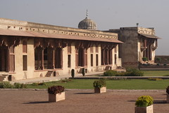 Fort grounds
