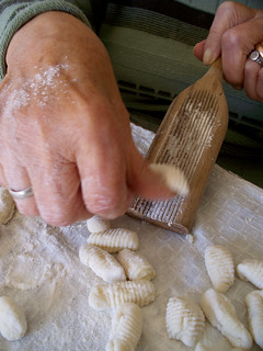 Close-up of Velia Shaping Potato Gnocchi by katiemetz, on Flickr