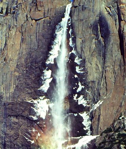california yosemitefalls nikon waterfalls yosemite nationalparks 35mmkodachrome