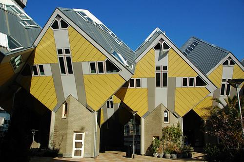 立體方塊屋, De Kijk-Kubus