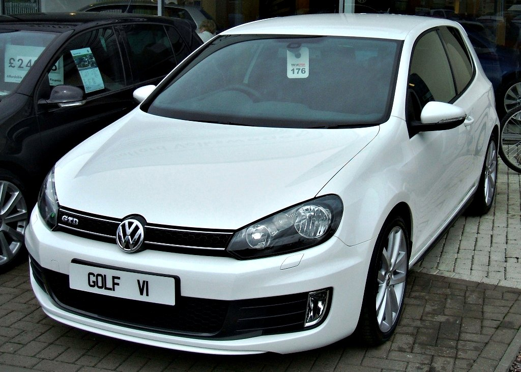 vw golf vi 6 2 litre gtd 170ps 2009 stafford vw 18 06 09 dscf2776 a photo on flickriver. Black Bedroom Furniture Sets. Home Design Ideas
