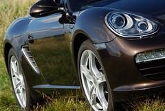 family car(0.0), convertible(0.0), automobile(1.0), automotive exterior(1.0), sport utility vehicle(1.0), wheel(1.0), vehicle(1.0), automotive design(1.0), porsche boxster(1.0), porsche cayman(1.0), rim(1.0), bumper(1.0), land vehicle(1.0), luxury vehicle(1.0), sports car(1.0),