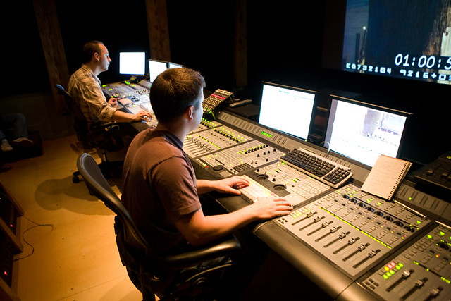 Audio and Video Production college finance subjects