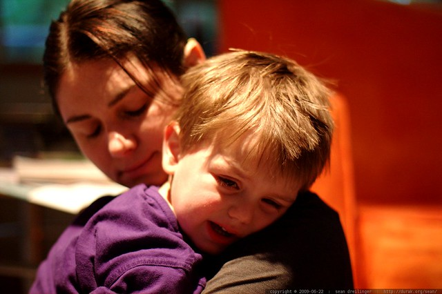 Image Result For Comforting A Child