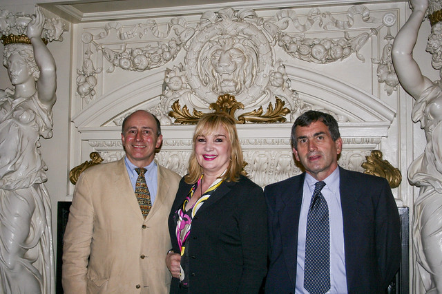 The Changing Global Landscape, Lotos Club in New York City