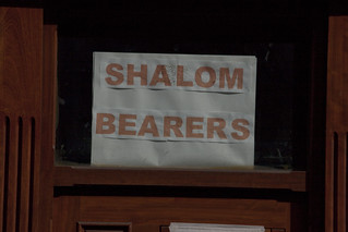 Shalom Bearers by Wiliam Murphy on Flickr