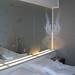 Dekoreret spejl by IDE|SKILTE -skiltning af virksomheder