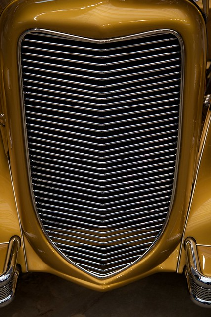 Ford Truck Enthusiasts >> 1935 Ford grill shell