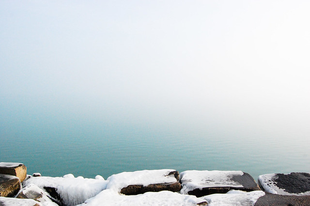 fog on the lake | Flickr - Photo Sharing!