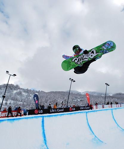 Snowboard Word Championship 2009
