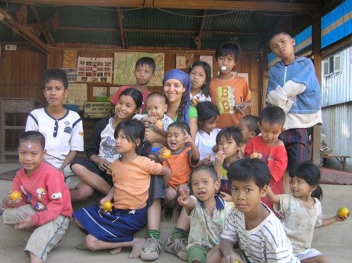 Volunteers Cambodia