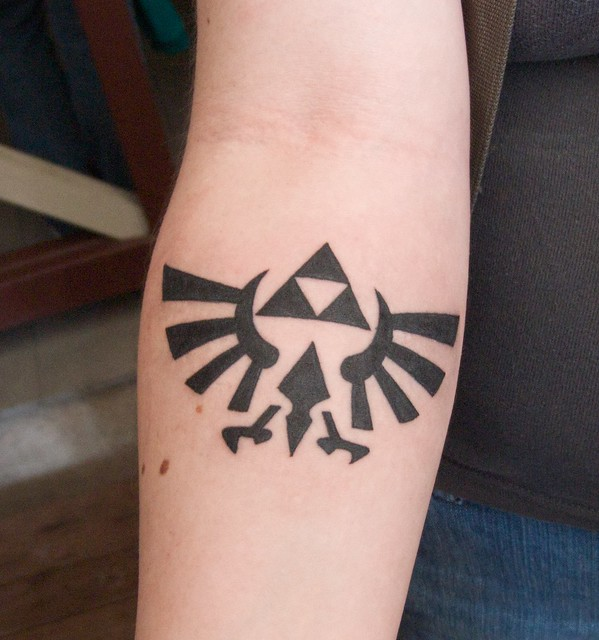 Awesome Forearm Tattoo Designs