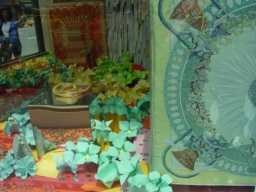 NYC - Upper East Side, Madison Avenue window display
