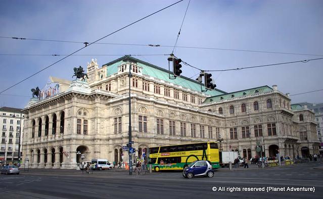 Wiener Staatsoper - Vienna - Austria
