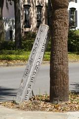 Corner of Lincoln + Oglethorpe
