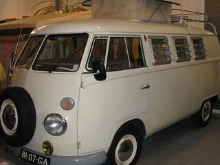 81-07-GA Volkswagen Transporter SO-42 camper 1967