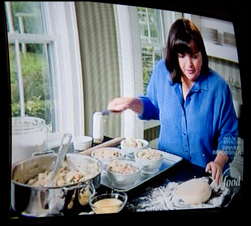 And Now For An Episode Of The Barefoot Contessa I Am Bossy