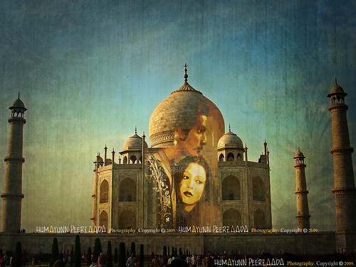 Taj Mahal - The symbol of eternal love