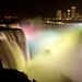 "The American Falls ""Beauty at Night"""