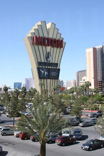 The Famous Hilton Sign