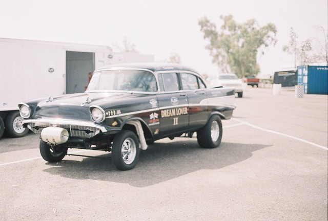 57 Chevy Gasser For Sale http://www.flickr.com/photos/50209707@N00/3466570907/