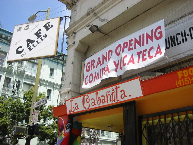 La Cabanita Restaurant Menu