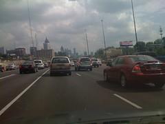 I- 75 & I- 85, Atlanta, GA , United States