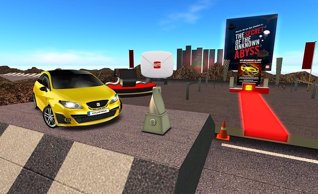 SEAT auto emocion : Challenge Zone   Flickr - Photo Sharing!