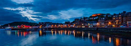 sunset water paul scotland boat twilight harbour argyll © mcgee highland oban paulmcgee d700 coastuk 1424mm28 donotusewithoutpriorpermission pmmphoto ©paulmcgee welcomeuk