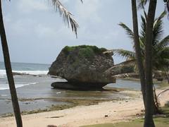 Rock at Bathsheba