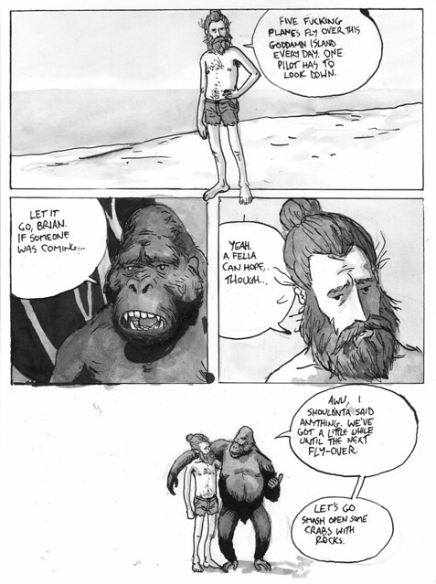 shipwrecked page 3