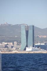 la tour CMA CGM à Marseille