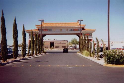 Vegas Chinatown
