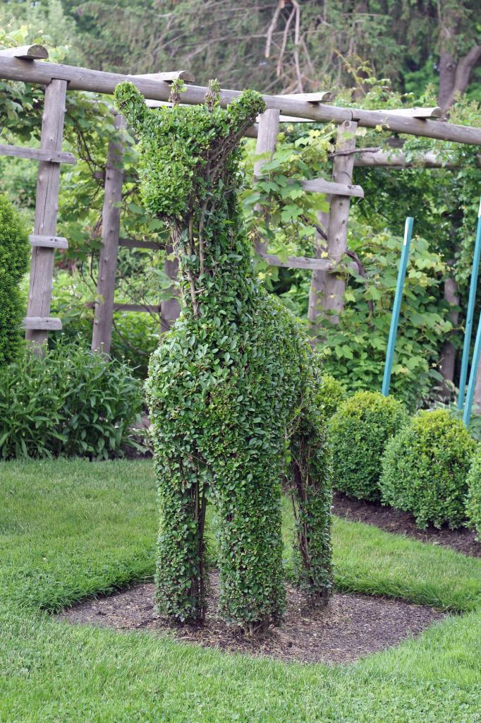 Green Animals Topiary Garden Rhode Island Tripomatic