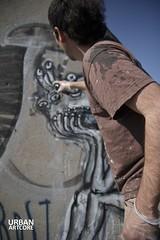 Rallito X - Berlin Abandoned Art