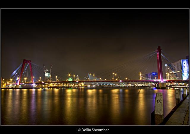 Willemsbrug (Part1) - Rotterdam