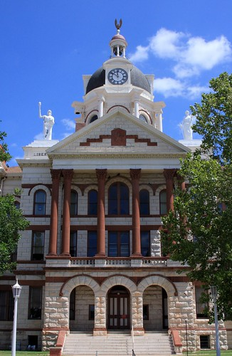 Gatesville (TX) United States Picture : Coryell County Courthouse (Gatesville, TX)