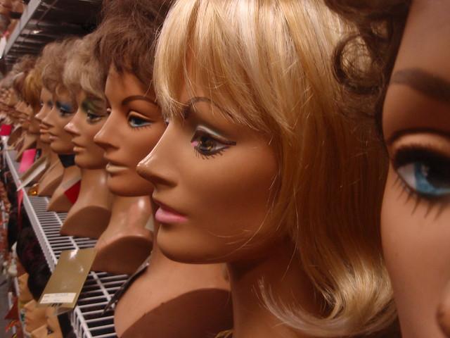 more wigs