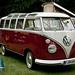 Oldtimer 08 - VW Samba by Kay Gaensler