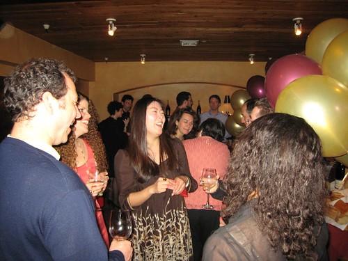 John Steinberg's Birthday Party, Kuleto's T… IMG_7835