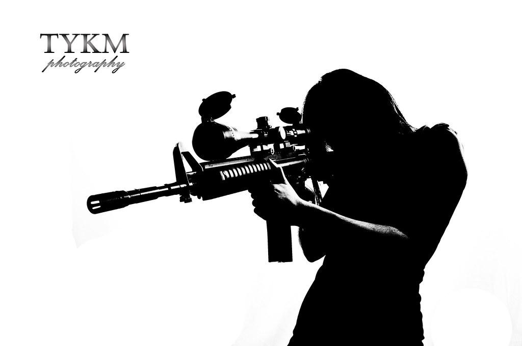 M16 AIRSOFT SNIPER RIFLE : M16 AIRSOFT | M16 airsoft ...