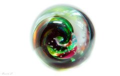 spiral, sphere, marble, circle, toy,