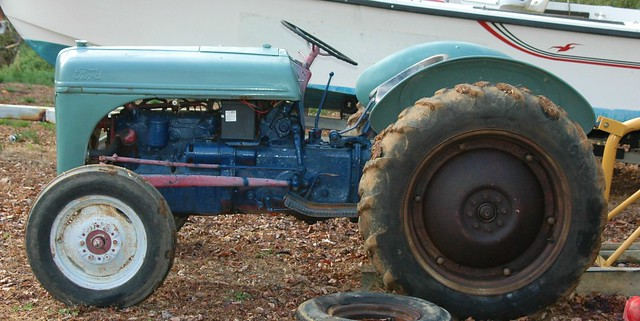 1950 Ford Tractor Tractor Vermilion : Ford tractor flickr photo sharing