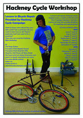 Hackney Bike Workshop 04