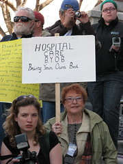 Hospital Care B.Y.O.B: Bring Your Own Bed by Grant Neufeld