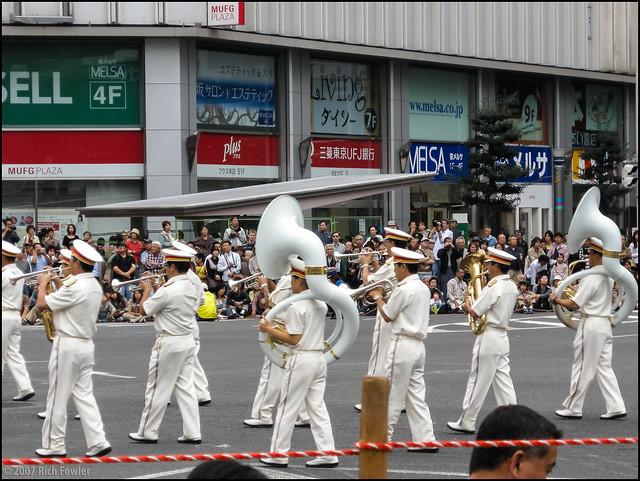Nagoya Fire Bureau Marching Band 6