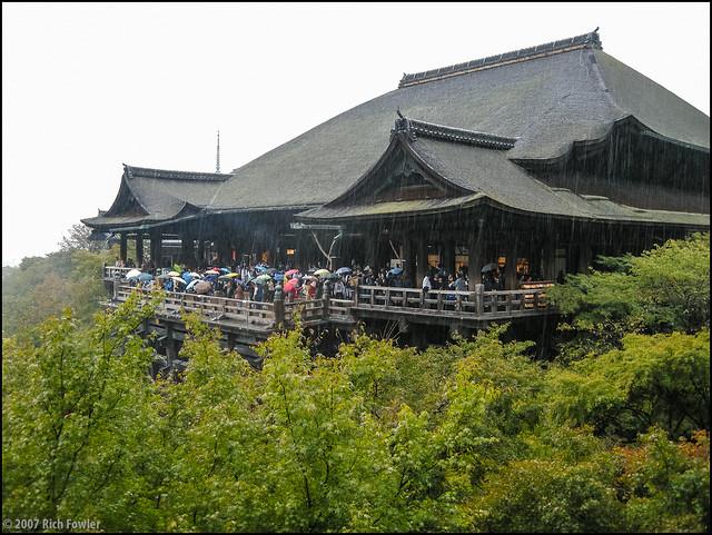 The Stage of Kiyomizudera