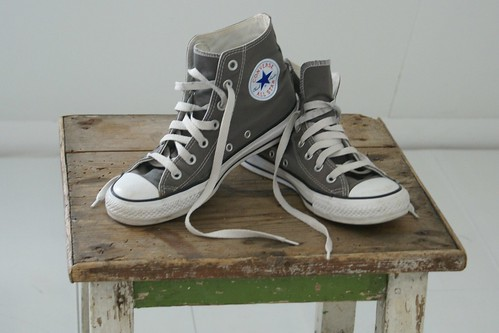 grey all stars by converse